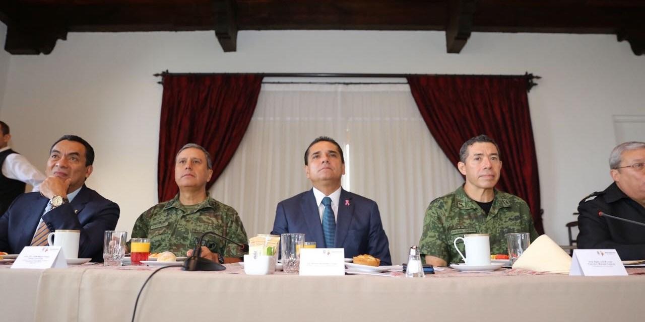 Refrenda GCM apoyo total a municipios michoacanos