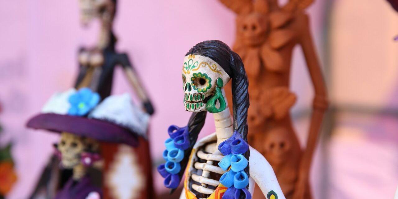 Amplía IAM escaparates artesanales; apertura la Villa Michoacana