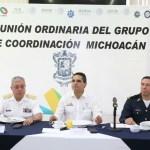 Supervisa GCM acciones de seguridad implementadas en Lázaro Cárdenas