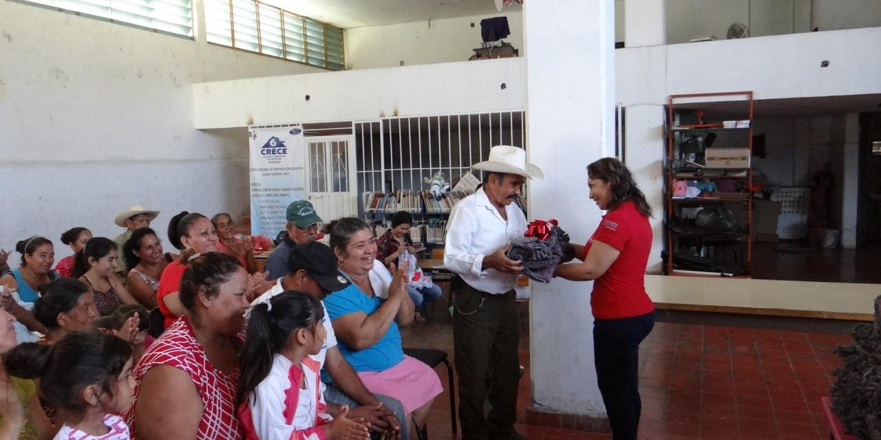 DIF Municipal realiza entrega de cobijas