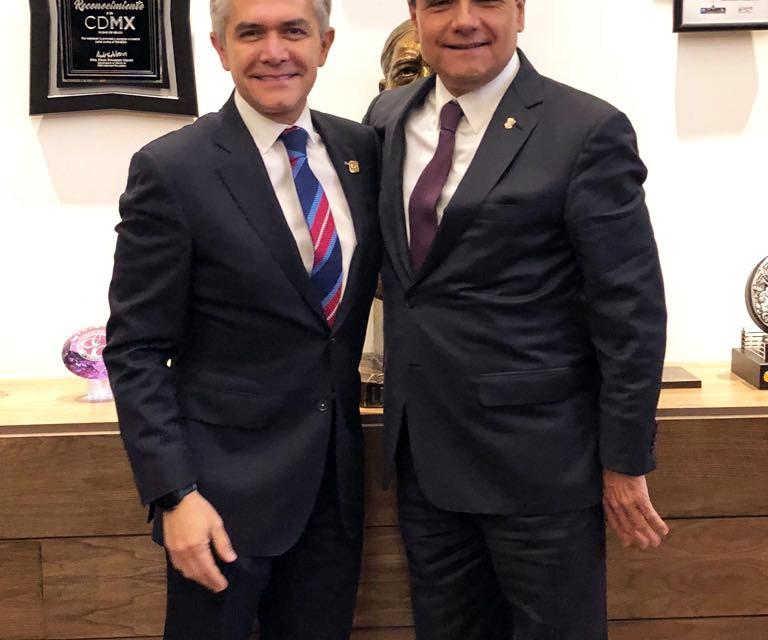 Prioriza Silvano Aureoles a Michoacán y cierra filas con PRD para concretar FCM