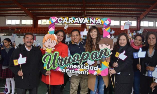 Fomenta Secoem formación de valores en sector infantil de Michoacán
