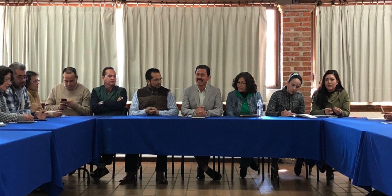 Presenta Cedemun Programa de Fortalecimiento para el Desarrollo de los Municipios