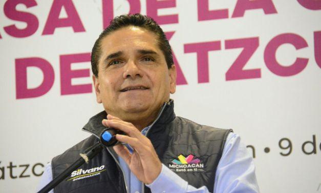 Entrega Gobernador infraestructura de salud y cultura en Pátzcuaro
