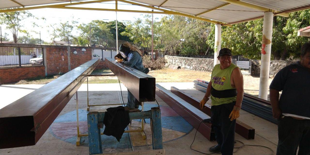 Ponen techo a CENDI de Guacamayas