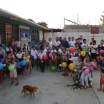 Convive DIF Municipal con niños por Día del Amor y la Amistad