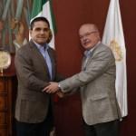 Sinergia entre Gobierno del Estado y KCSM para consolidación de ZEE de LZC