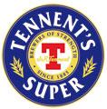 fusto TENNENT'S SUPER