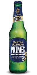 Birra NASTRO AZZURRO PRIME BREW