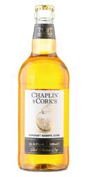 CHAPLIN & CORK'S SOMERSET RESERVE GOLD