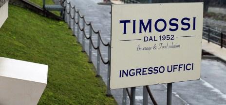 Timossi ingresso uffici