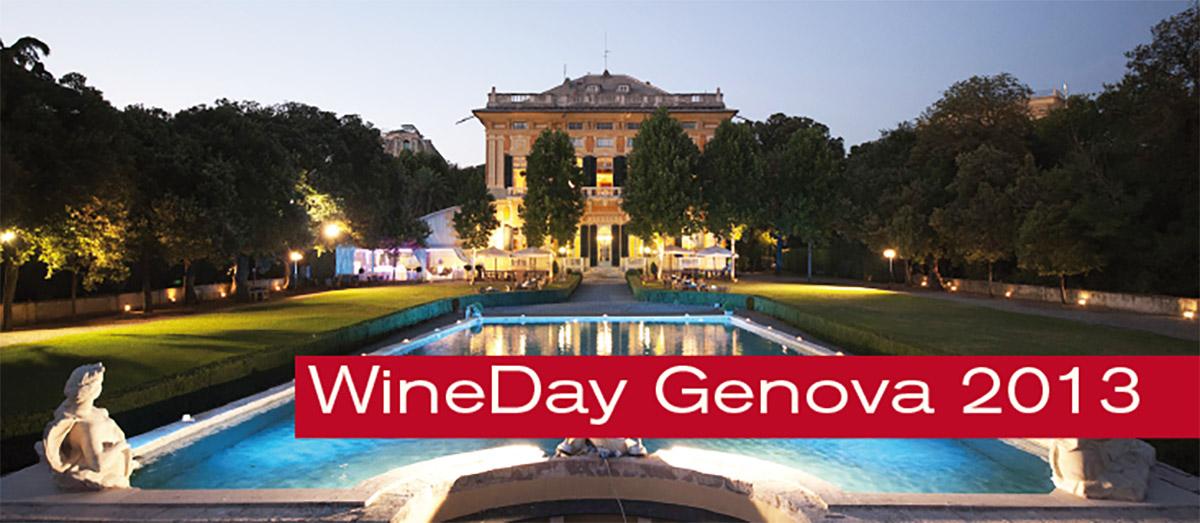 WineDay Genova 2013: grazie!
