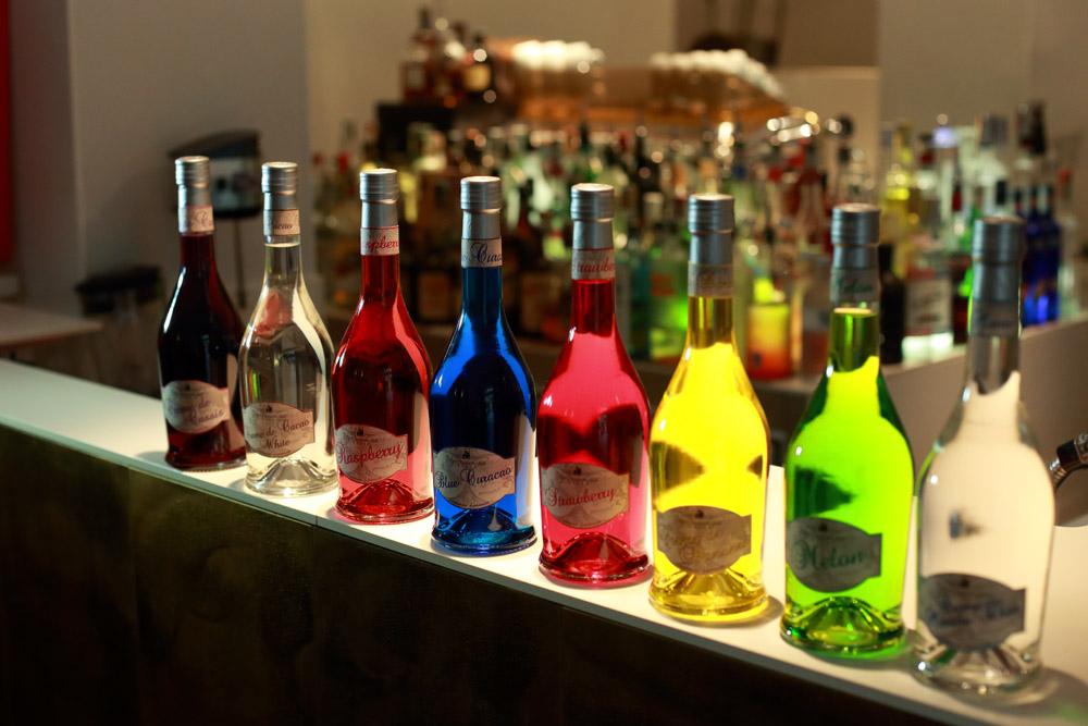 I Liquori della linea 1492 Coloniale Group