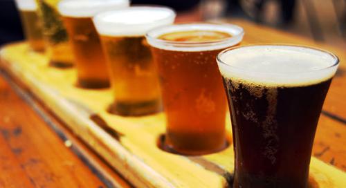 Promozione birre d'autore