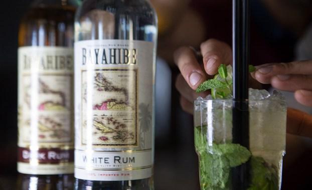 Timossi white rum