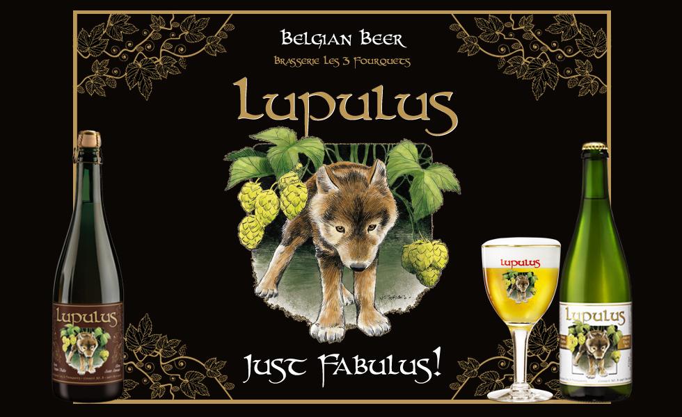 Birra Lupulus, dal Belgio una birra non filtrata né pastorizzata