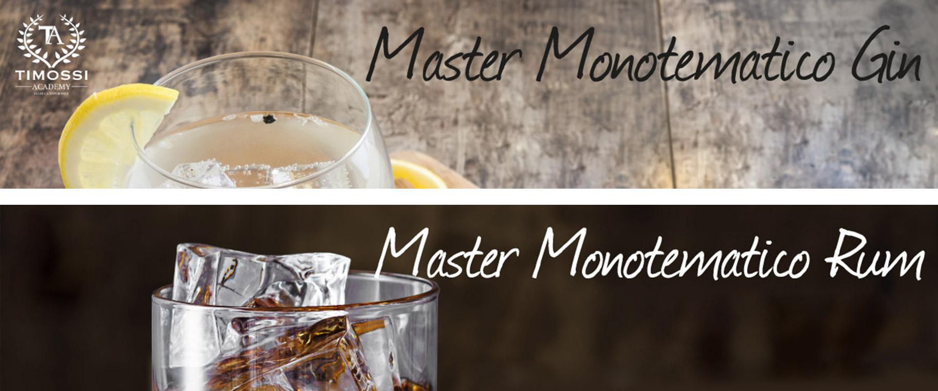 Scopri i nuovi master Monotematici