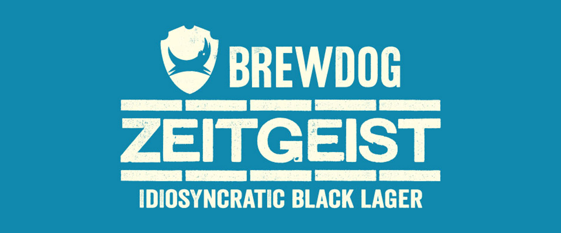 BIRRIFICIO BREWDOG: ZEITGEIST, BLACK LAGER PER TUTTI!