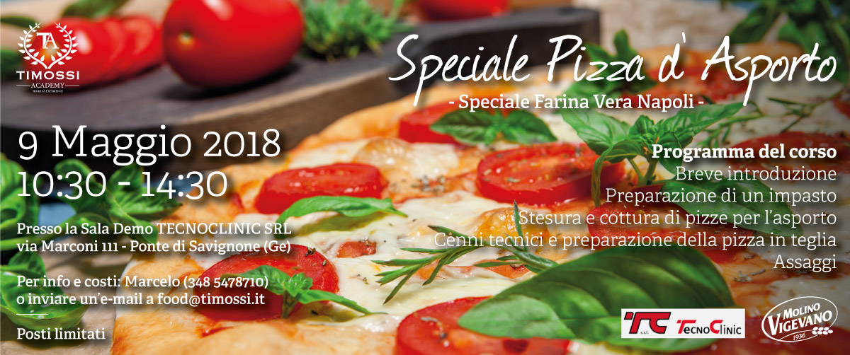 9 Mag 2018 – Speciale pizza d'asporto