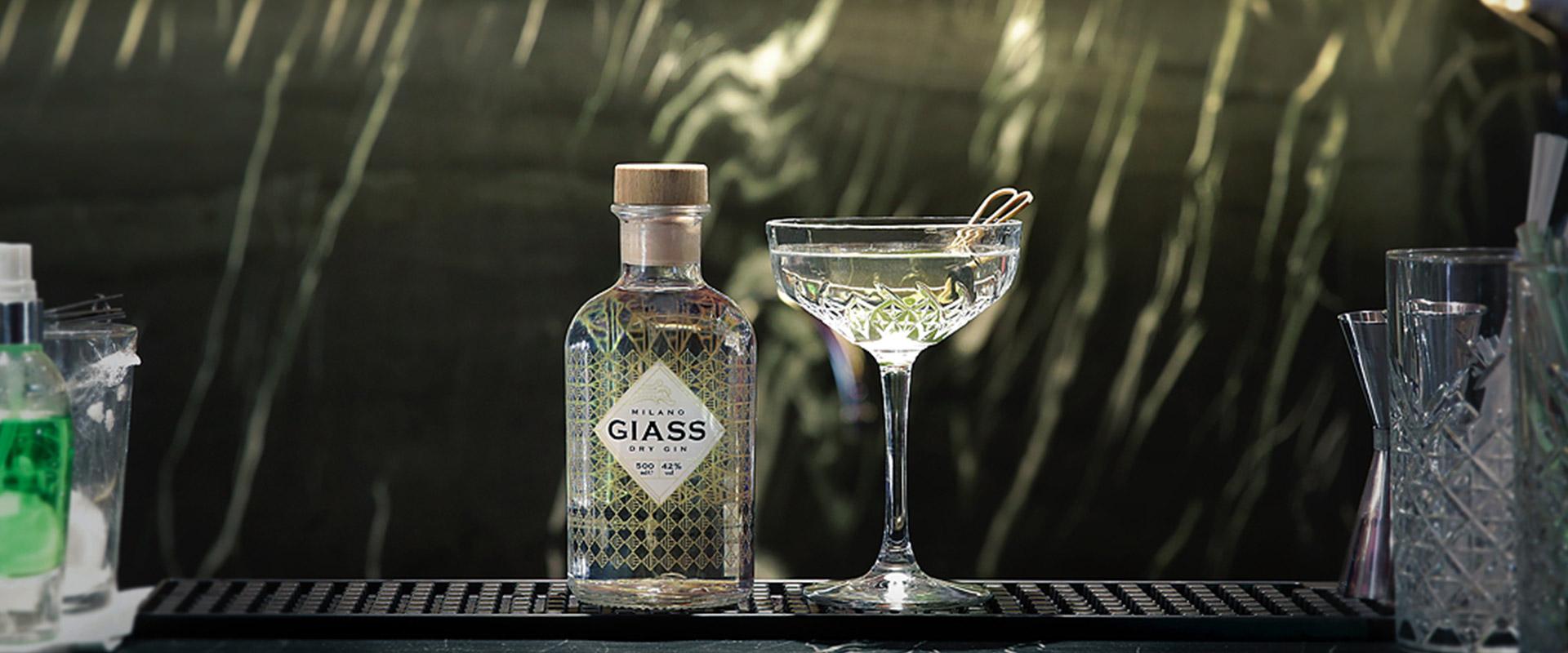 Giass – Milano Dry Gin: eleganza in bottiglia