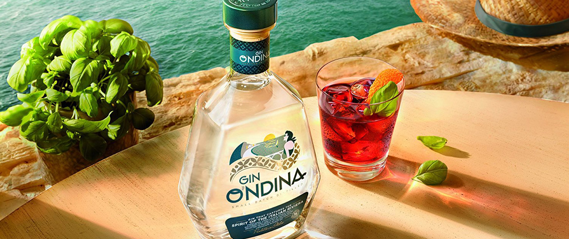 Gin O'ndina: Spirito Italiano