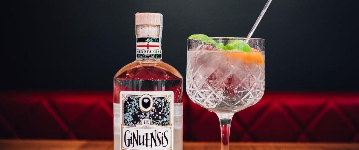 Ginuensis: il Gin dallo spirito genovese