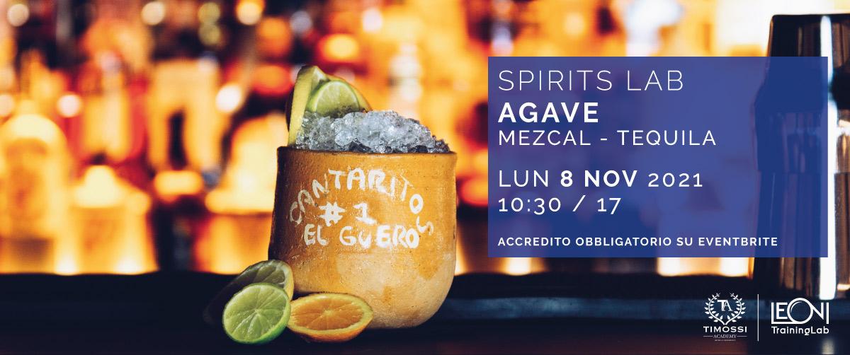 8 Nov 2021 – Spirits Lab // Agave
