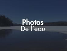 PHOTOS – De l'eau