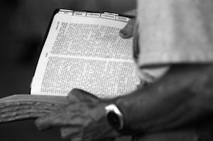 b&w bible