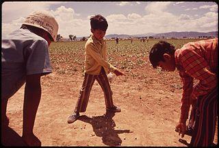 Migrant workers' children
