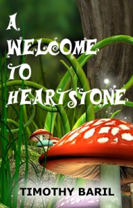 A Welcome To Heartstone cover