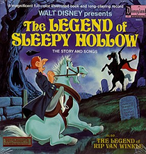 Disney's classic and absolutely wonderful animated short film, The Legend of Sleepy Hollow. A must watch!