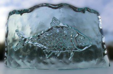 Kiln Formed Fish