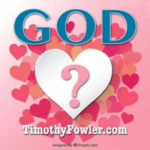 God loves who?