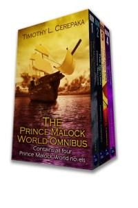 new prince malock world omnibus cover