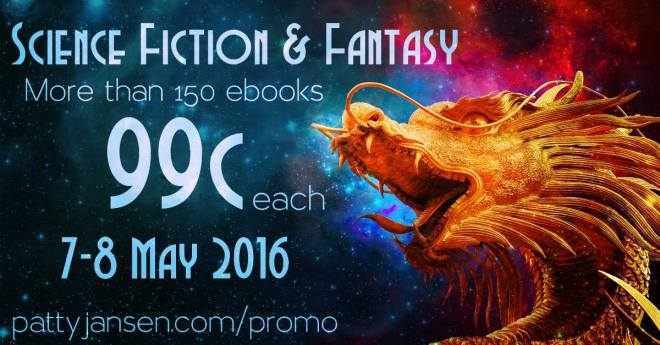 99 cent SFF promo image May 7-8