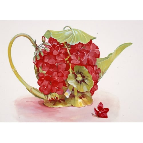 Teapot Notecards - 24 Boxes
