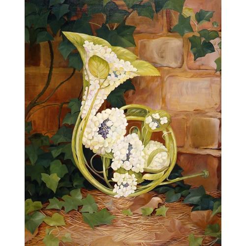 French Hydrangeas