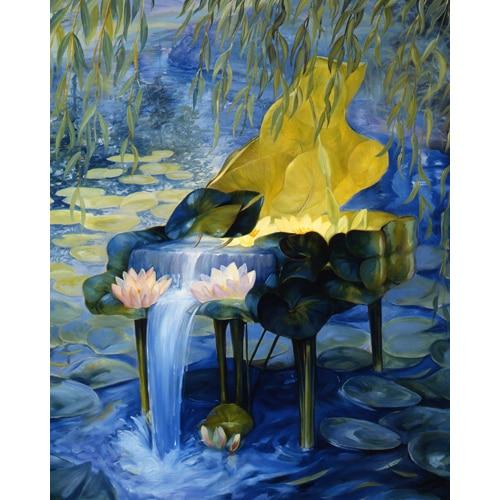 Lilypad Piano