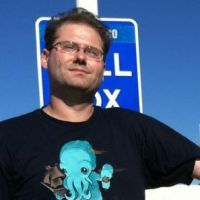 author Tim Pratt