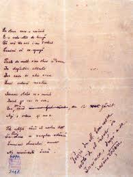 Manuscrisele Mihai Eminescu în premieră în SUA | TIMP ROMÂNESC