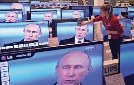 Imagini pentru propaganda rusă