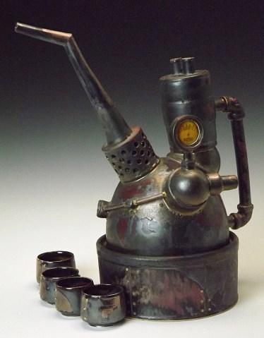 Teapot Oilcan