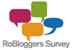 Chestionar pentru bloggeri