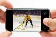 Hockey shooting video analysis