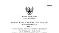 Oleh: Asdar Timurterkini.com - Menjalankan peraturan Menteri Dalam Negeri No 67 Tahun 2017 Tentang Perubahan Atas Peraturan Menteri Dalam Negeri No 83 Tahun 2015 Tentang Pengangkatan dan Pemberhentian Perangkat Desa.