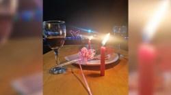 Valentine Day Cafe Sawa Balla Bagi Bagi Door Prize Bagi Pengunjung