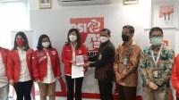 Plt Deputi Bidang Pendidikan dan Peran Serta Masyarakat KPK Berkunjung ke Kantor DPP PSI