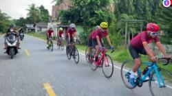 Atlet Balap Sepeda Kolaka Utara Berhasil Podium Pada Event Kom Tour de Tentena