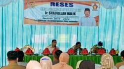 Reses Ketua DPRD Kolaka di Wilayah IV Guna Menyerap Aspirasi Masyarakat